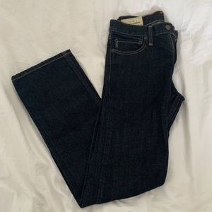 Abercrombie and Fitch Boys Straight Jeans